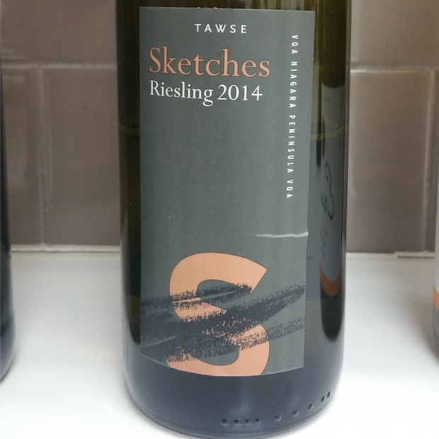 Tawse Sketches Riesling 2014