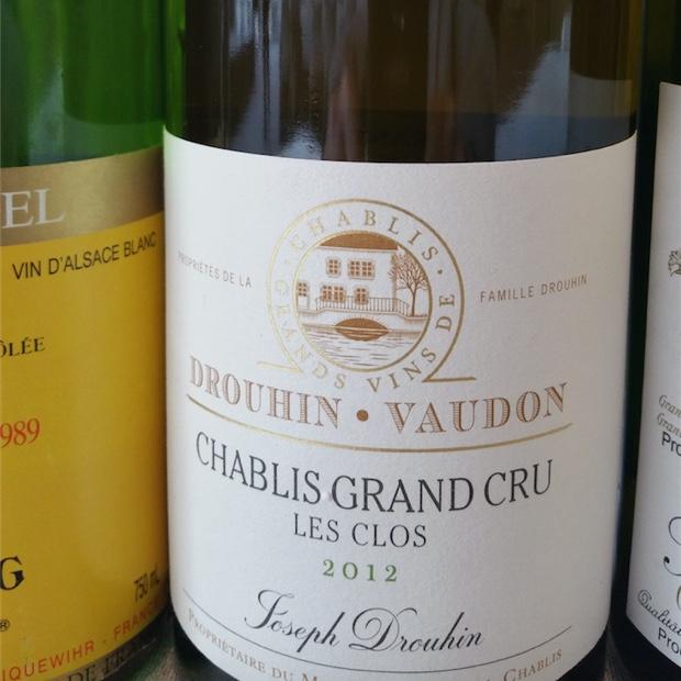 Drouhin Chablis Grand Cru Les Clos 2012
