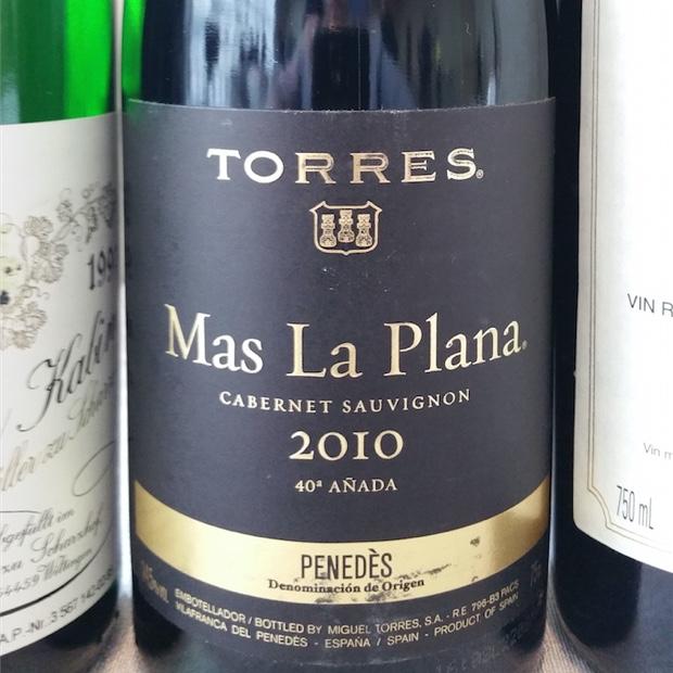Miguel Torres Mas La Plana 2010