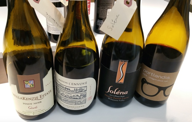 Pinot Noirs of Oregon