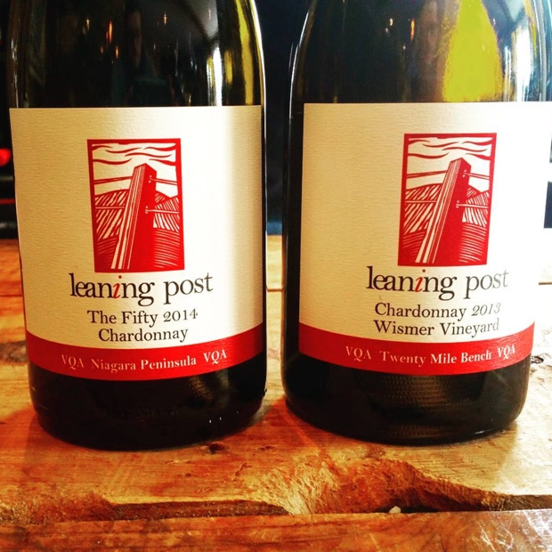 Next level in tactile Chardonnay releases from @LeaningPostWine & @Witte_wine #niagarapeninsula #twentymilebench
