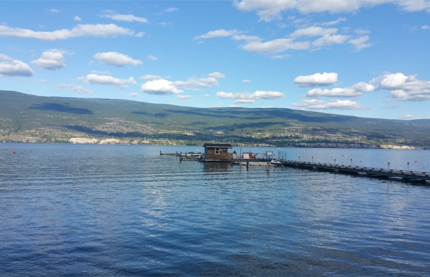 Summerland, Okanagan Valley, British Columbia