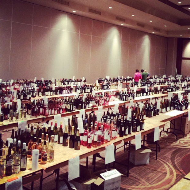 We @WineAlign came to judge nearly 1,500 wines #NWAC15 and it was fair and just.