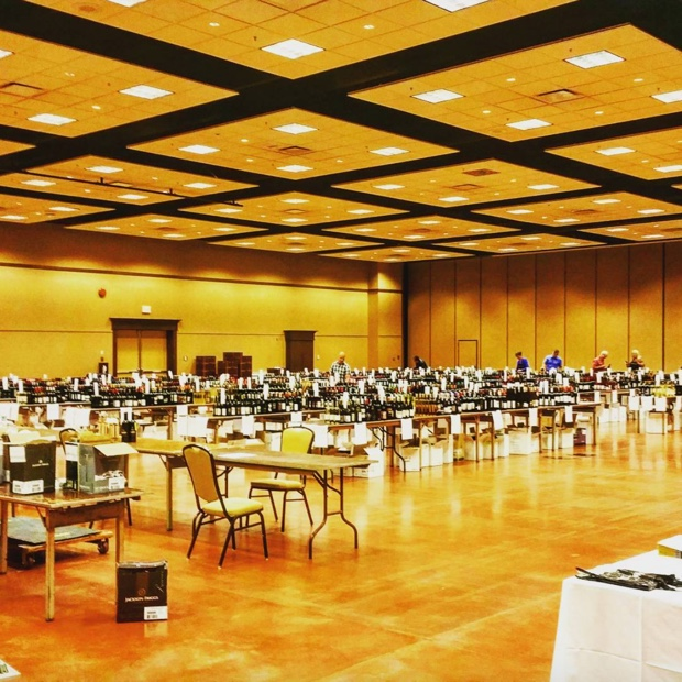 Pronto! Largest assembly of Canadian wines in one place- 1,525 @WineAlign National Wine Awards #nwac16