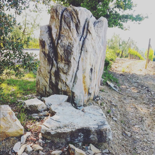 The #alberese of #querciavalle #pontiganello @valerialosi #agricolalosi #sangiovese #granselezione
