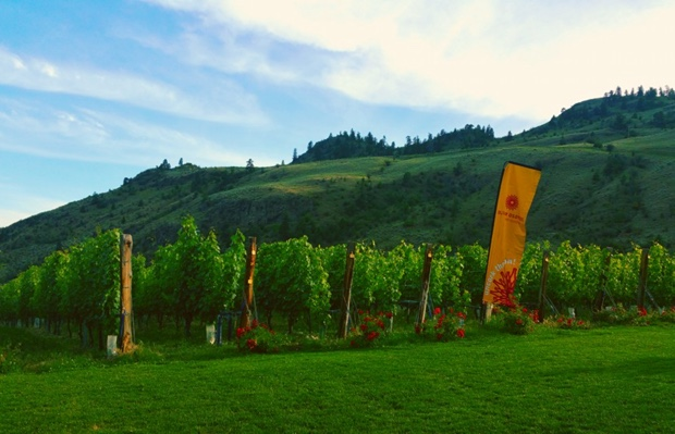 Culmina Family Estate Winery, Oliver, B.C.