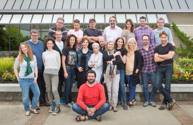 The 2016 WineAlign National Wine Awards of Canada judges and back room rockstars photo (c) Jason Dziver and WineAlign