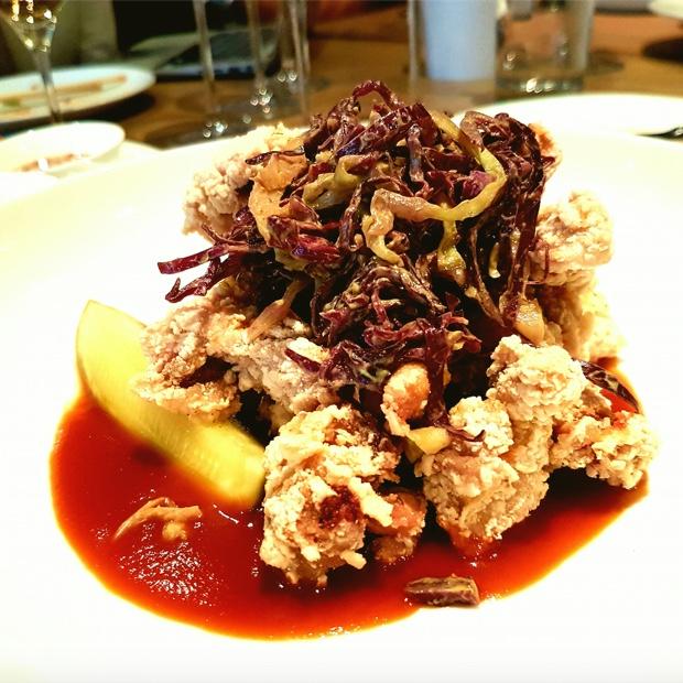 Momofuku Nikai's Fried Chicken
