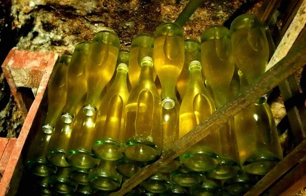 Vin Nature of Château De Béru