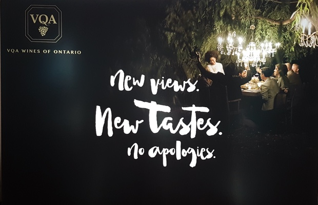 """The Ontario wine industry is the best kept secret in the world. That much I  ve said before and this. """"Ontario winemakers have figured it out. 2af2b3c4b23b"""