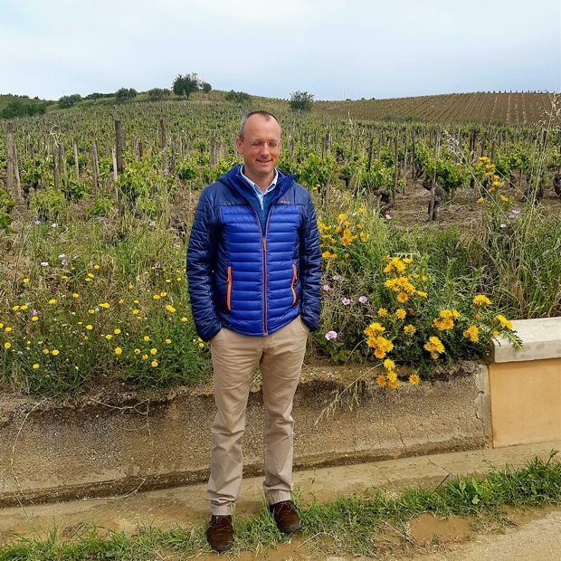Agronomist Davide Bacchiega, Tenuta Regaleali